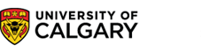 logo for the University of Calgary, Alberta