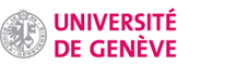 Logo for the University of Geneva, Switzerland