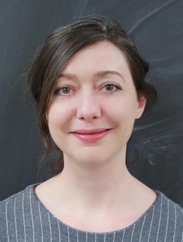 portrait of Janella Baxter