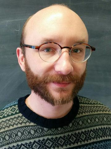 Headshot of William Bausman, From Biological Practice to Scientific Metaphysics Postdoctoral Researcher