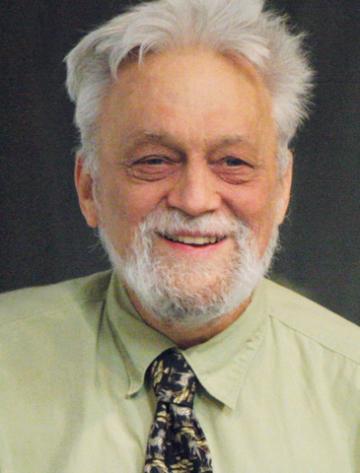 Headshot of William Wimsatt, professor of liberal arts at the University of Minnesota
