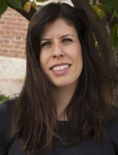 Headshot of Alyssa Ney, Associate Professor of Philosophy at the University of California, Davis