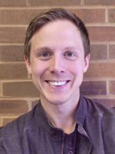 Portrait of Max Dresow, graduate researcher at the University of Minnesota
